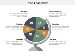Price Leadership Ppt Powerpoint Presentation Infographic Template Rules Cpb