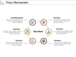 Price Mechanism Ppt Powerpoint Presentation File Gallery Cpb