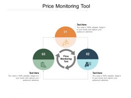 Price Monitoring Tool Ppt Powerpoint Presentation Infographics Designs Download Cpb