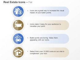 Price Of House Shower Parking House Ppt Icons Graphics