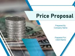 Price Proposal Powerpoint Presentation Slides
