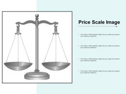 Price Scale Image