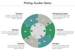 Pricing Auction Items Ppt Powerpoint Presentation Portfolio Slide Portrait Cpb