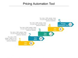 Pricing Automation Tool Ppt Powerpoint Presentation File Model Cpb