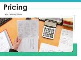 Pricing Customer Developing Process Product Strategy Business Competitors
