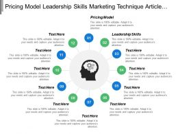 pricing_model_leadership_skills_marketing_technique_article_marketing_Slide01
