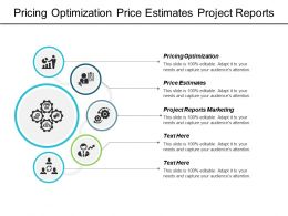 Pricing Optimization Price Estimates Project Reports Marketing Satisfying Customers Cpb