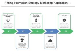 Pricing Promotion Strategy Marketing Application Organizational Consideration Cost Product