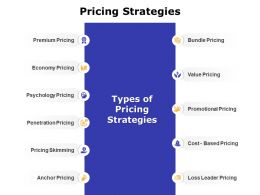 Pricing Strategies Ppt Powerpoint Presentation Model Guide