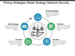 Pricing Strategies Retail Strategy Network Security Network Management Cpb