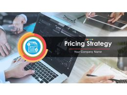 Pricing Strategy Powerpoint Presentation Slides