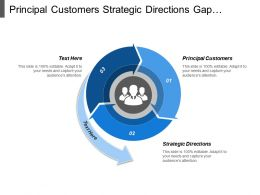 Principal Customers Strategic Directions Gap Analysis Compensation Analysis
