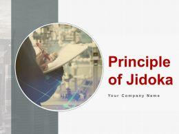 Principle Of Jidoka Powerpoint Presentation Slides