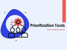 Prioritization Tools Powerpoint Presentation Slides