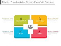 prioritize_project_activities_diagram_powerpoint_templates_Slide01
