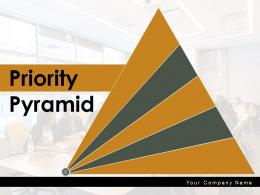 Priority Pyramid Resource Management Financial Independence Leadership