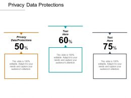 Privacy Data Protections Ppt Powerpoint Presentation Inspiration Master Slide Cpb
