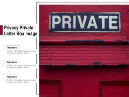 Privacy Private Letter Box Image