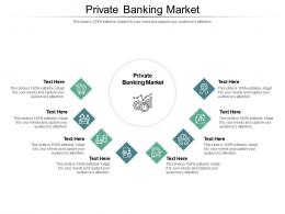 Private Banking Market Ppt Powerpoint Presentation Show Templates Cpb