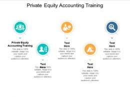Private Equity Accounting Training Ppt Powerpoint Presentation Ideas Objects Cpb