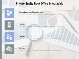 Private Equity Back Office Infographic Ppt Powerpoint Presentation Graphics Cpb