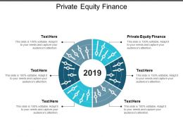 Private Equity Finance Ppt Powerpoint Presentation Icon Inspiration Cpb