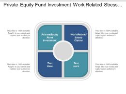 Private Equity Fund Investment Work Related Stress Claims Cpb