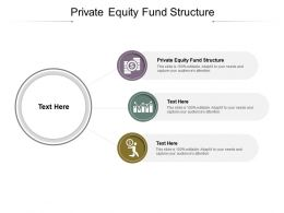 Private Equity Fund Structure Ppt Powerpoint Presentation Summary Slide Cpb