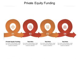 Private Equity Funding Ppt Powerpoint Presentation Pictures Show Cpb