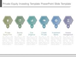 Private Equity Investing Template Powerpoint Slide Template