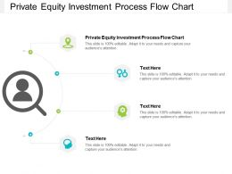 Private Equity Investment Process Flow Chart Ppt Powerpoint Slides Cpb