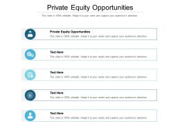 Private Equity Opportunities Ppt Powerpoint Presentation Styles Layout Ideas Cpb