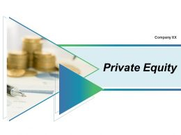 Private Equity Powerpoint Presentation Slides