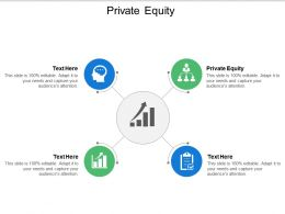 Private Equity Ppt Powerpoint Presentation Model Show Cpb