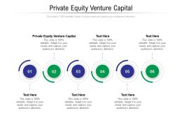Private Equity Venture Capital Ppt Powerpoint Presentation Portfolio Guide Cpb