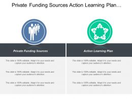 Private Funding Sources Action Learning Plan Employee Advocacy Cpb