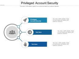 Privileged Account Security Ppt Powerpoint Presentation File Formats Cpb