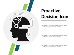 Proactive Decision Icon