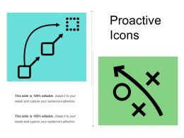 Proactive Icon