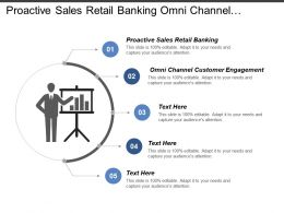 Proactive Sales Retail Banking Omni Channel Customer Engagement Cpb