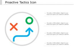 Proactive Tactics Icon
