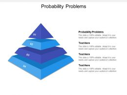 Probability Problems Ppt Powerpoint Presentation Gallery Information Cpb