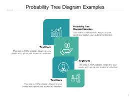 Probability Tree Diagram Examples Ppt Powerpoint Presentation Pictures Skills Cpb