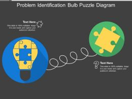 Problem Identification Bulb Puzzle Diagram