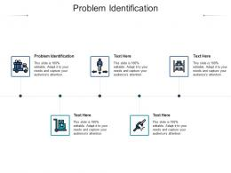 Problem Identification Ppt Powerpoint Presentation Icon Guide Cpb