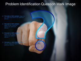 Problem Identification Question Mark Image