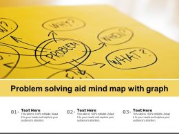 Problem Solving Aid Mind Map With Graph