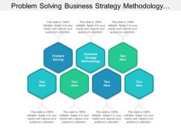 Problem Solving Business Strategy Methodology Segmentation Strategy Marketing Cpb