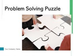 Problem Solving Puzzle Computational Enterprise Innovation Strategy Business