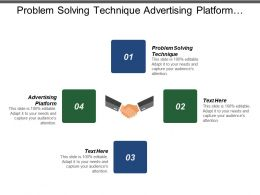 Problem Solving Technique Advertising Platform Employee Schedule Work